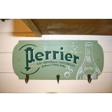 "French Towel hooks X3 ""Perrier"""