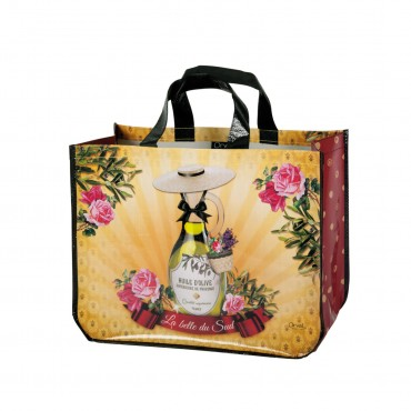 French shopping Bag - Belle du Sud -
