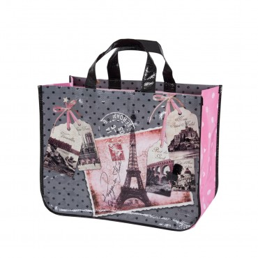 French shopping Bag - Voyage en France