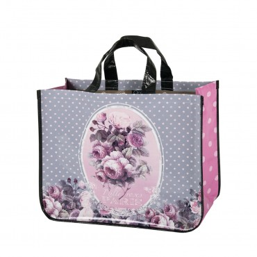 French shopping Bag - Mille roses Paris