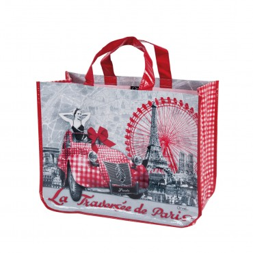 French shopping Bag - La traversée de Paris