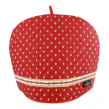 Provence Tea Cozy - red -