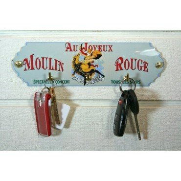 Key Holder Moulin Rouge
