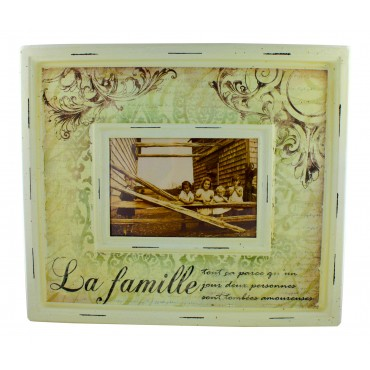 Picture Frame Famille