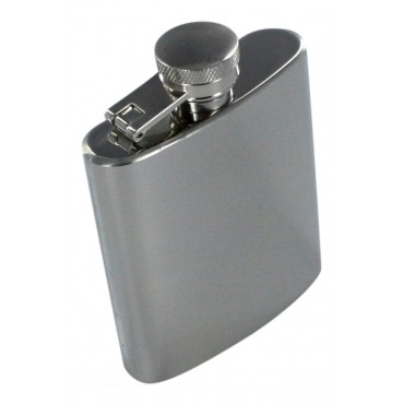 3oz stainless steel flask
