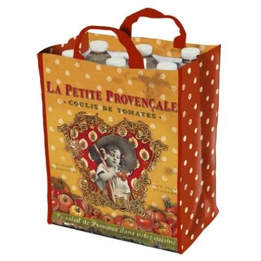 French bottle Shopper  Petite Provencale