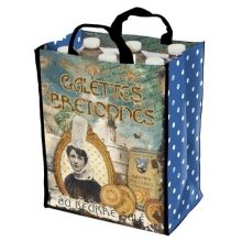 French Bottle Shopper Galettes Bretonnes