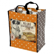 French Bottle Shopper Biscuit a La Cuilliere