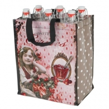 French Bottle Shopper Confiture de Cerises