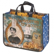 French Shopping bag Galettes Bretonnes