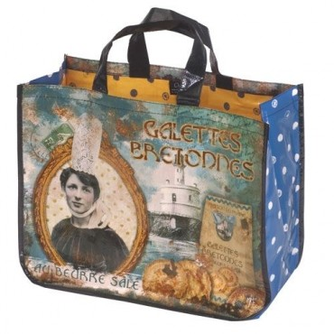 French Shopping bag - Galettes Bretonnes