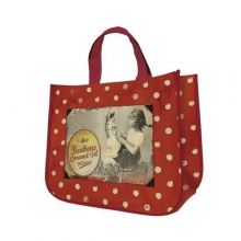 French shopping bag Bonbon Caramel