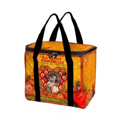 "French Insulated Bag ""Petite Provencale"""