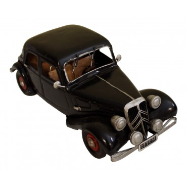 Miniature car, vintage, Citroen Traction Avant