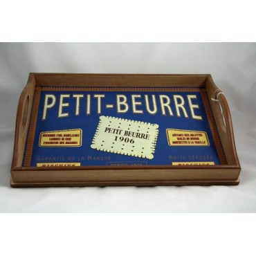 Wooden Tray Petit Beurre
