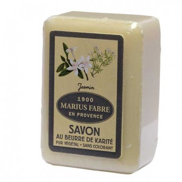 Marseille Soap Bar 5.3Oz Jasmine