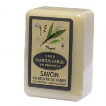 Savon de Marseille Bar 5.3Oz Lily of the Valley