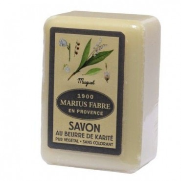 Marseille Soap Bar 5.3Oz Lily of the Valley