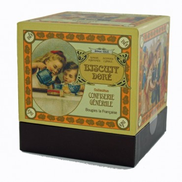 French Scented Candle Biscuit Dore