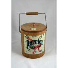 "Ice bucket ""PERRIER"""
