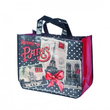French shopping bag - Souvenir de Paris