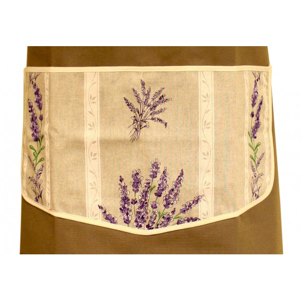 provence apron camel 100 cotton made in france my french neighbor. Black Bedroom Furniture Sets. Home Design Ideas