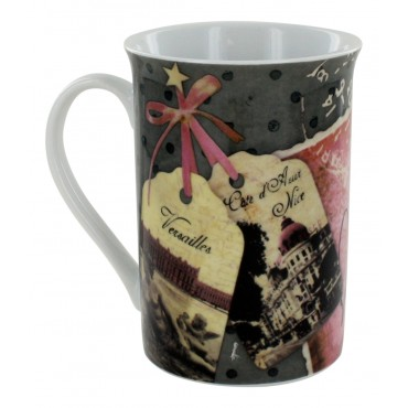 "French Mug ""Voyage en France"""